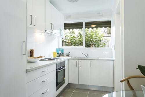 Kitchen makeover Melbourne